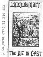 SACROSANCT The Die Is Cast album cover