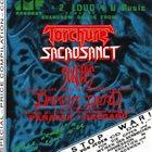 SACROSANCT This Stuff's 2 Loud 4 U album cover