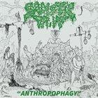 SADISTIC DRIVE Anthropophagy album cover