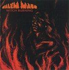 SALEM MASS Witch Burning album cover
