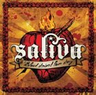 SALIVA Blood Stained Love Story album cover