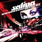 SALIVA Moving Forward in Reverse: Greatest Hits album cover