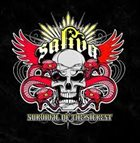SALIVA Survival of the Sickest album cover