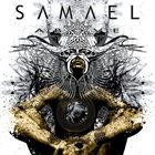 SAMAEL Above album cover
