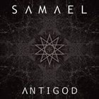 SAMAEL Antigod album cover
