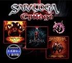 SARATOGA Epilogo album cover