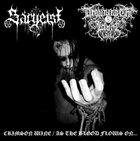 SARGEIST Crimson Wine / As the Blood Flows On... album cover
