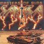 SARISSA Masters Of Sins album cover