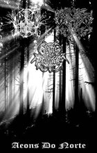 SATANIC FOREST Aeons do Norte album cover
