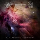 SATURN FORM ESSENCE Cold Astral Universe album cover