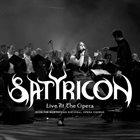 SATYRICON Live at the Opera album cover