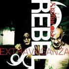 SATYRICON Rebel Extravaganza album cover