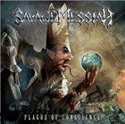 SAVAGE MESSIAH — Plague Of Conscience album cover