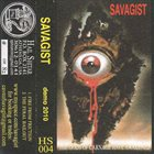 SAVAGIST The Gods Of Carnage Have Awakened album cover