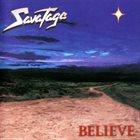 SAVATAGE Believe album cover