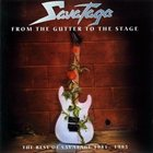 SAVATAGE From The Gutter To The Stage: The Best Of 1981 - 1995 album cover