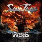 SAVATAGE Return to Wacken album cover