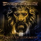 SAVIOR FROM ANGER Temple of Judgment album cover