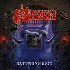 SAXON Battering Ram album cover
