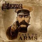 SAXON Call to Arms album cover