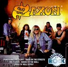 SAXON Champions of Rock album cover