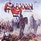 SAXON Crusader album cover