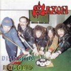 SAXON Diamonds and Nuggets album cover