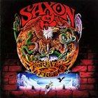 SAXON Forever Free album cover