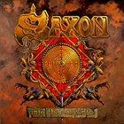 SAXON Into the Labyrinth album cover