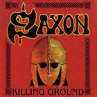 SAXON Killing Ground album cover