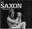 SAXON Motorcycle Man album cover