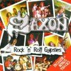 SAXON Rock 'n' Roll Gypsies album cover