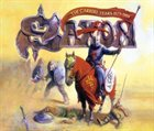 SAXON The Carrere Years 1979-1984 album cover