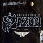 SAXON The Very Best of Saxon album cover