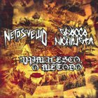SBOCCO NICHILISTA Splitted In 3 album cover