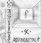 SC Postmarukizmas album cover