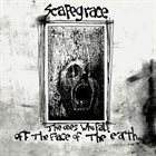 SCAPEGRACE The Ones Who Fall Off The Face Of The Earth album cover