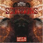 SCORPIONS Hot & Slow: Best Masters Of The 70's album cover