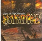 SCORPIONS Best Of The Ballads album cover