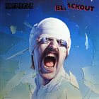 SCORPIONS Blackout album cover