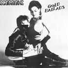 SCORPIONS Gold Ballads album cover