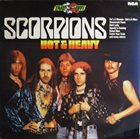 SCORPIONS Hot & Heavy album cover