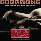 SCORPIONS Hot & Slow: The Best Of The Ballads album cover