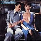 SCORPIONS Lovedrive album cover