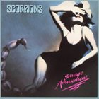 SCORPIONS Savage Amusement album cover