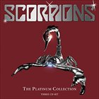 SCORPIONS The Platinum Collection album cover