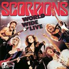 SCORPIONS World Wide Live album cover