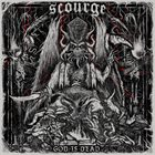 SCOURGE (VIC) God Is Dead album cover
