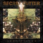 SECRET CUTTER Self Titled album cover