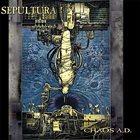 SEPULTURA Chaos A.D. album cover